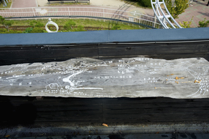 天橋立の絵図の写真素材 [FYI04279776]
