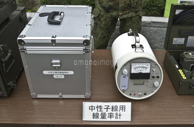 中性子線用線量率計の写真素材 [FYI04280026]