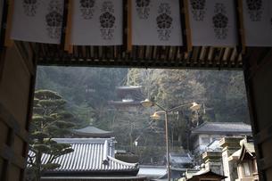 生駒聖天宝山寺の写真素材 [FYI04280262]