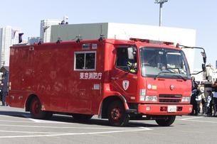 消防自動車の写真素材 [FYI04280722]