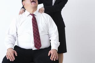 上司と部下の写真素材 [FYI04281756]