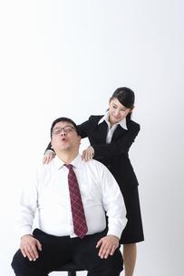 上司と部下の写真素材 [FYI04281760]
