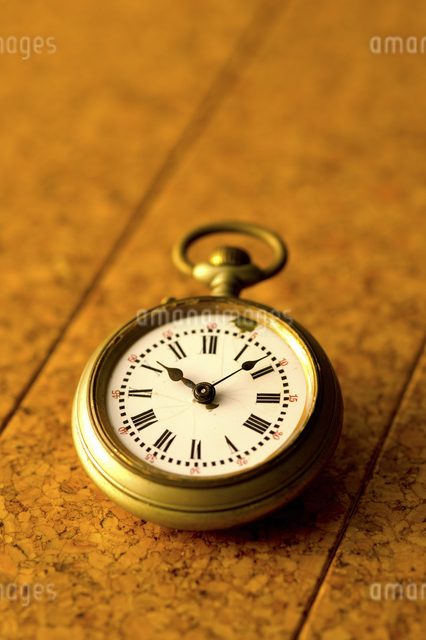 懐中時計の写真素材 [FYI04283112]