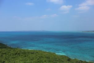 沖縄の海の写真素材 [FYI04283549]
