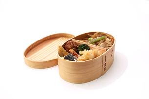 和食の弁当の写真素材 [FYI04283622]