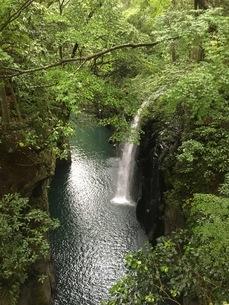 真名井の滝の写真素材 [FYI04283817]
