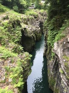 高千穂峡の写真素材 [FYI04283852]