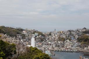 雑賀崎の風景の写真素材 [FYI04284037]