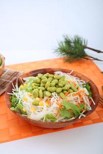 枝豆サラダの写真素材 [FYI04284692]