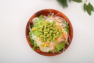 枝豆サラダの写真素材 [FYI04284696]