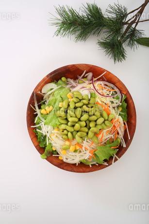 枝豆サラダの写真素材 [FYI04284697]