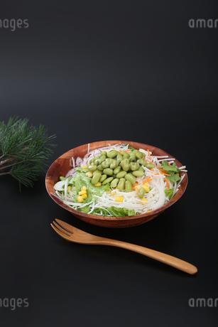 枝豆サラダの写真素材 [FYI04284700]