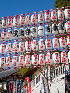 東京都 放生寺の写真素材 [FYI04285111]