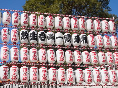 東京都 放生寺の写真素材 [FYI04285113]