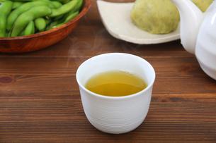 緑茶の写真素材 [FYI04285811]