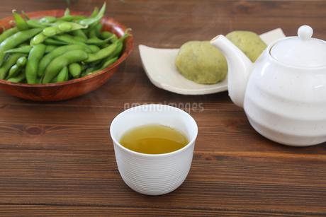 緑茶の写真素材 [FYI04285812]