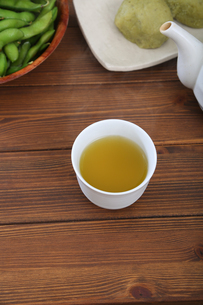 緑茶の写真素材 [FYI04285815]