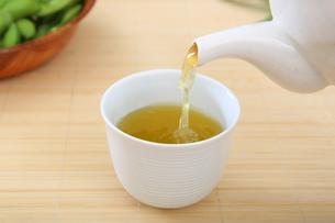緑茶の写真素材 [FYI04285818]