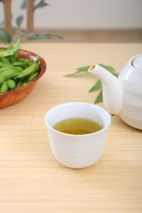 緑茶の写真素材 [FYI04285819]