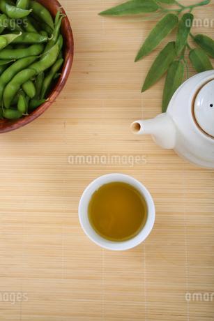緑茶の写真素材 [FYI04285820]