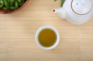 緑茶の写真素材 [FYI04285821]