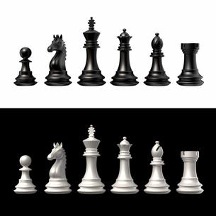 チェスのイラスト素材 [FYI04286515]