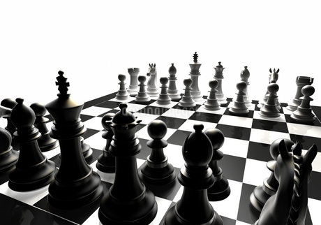 チェスのイラスト素材 [FYI04286516]