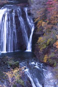 王滝(奥蓼科) 日本 長野県 茅野市の写真素材 [FYI04286860]