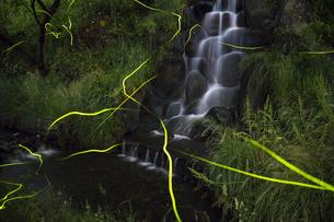 ほたる童謡公園 日本 長野県 辰野町の写真素材 [FYI04286880]