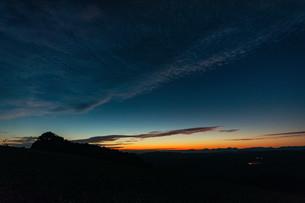 神野山の茶畑 日本 奈良県 山添村の写真素材 [FYI04286997]