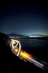 薩た峠 日本 静岡県 静岡市の写真素材 [FYI04287021]