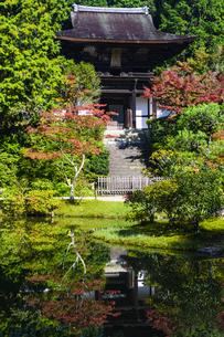 忍辱山町 圓成寺 日本 奈良県 奈良市の写真素材 [FYI04287041]