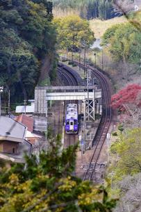 笠置山自然公園 日本 京都府 笠置町の写真素材 [FYI04287057]