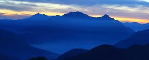 乗鞍大黒岳 日本 岐阜県 高山市の写真素材 [FYI04287120]