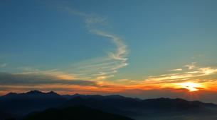乗鞍大黒岳 日本 岐阜県 高山市の写真素材 [FYI04287122]