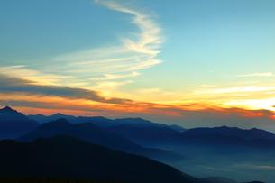 乗鞍大黒岳 日本 岐阜県 高山市の写真素材 [FYI04287123]