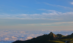 乗鞍大黒岳 日本 岐阜県 高山市の写真素材 [FYI04287126]