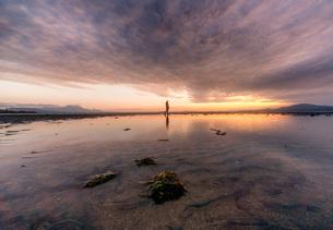 黒崎海岸 日本 熊本県の写真素材 [FYI04287215]