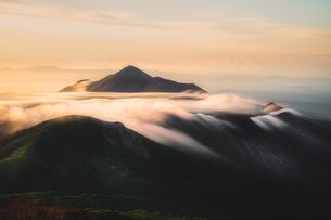 韓国岳山頂 日本 宮崎県 小林市の写真素材 [FYI04287227]