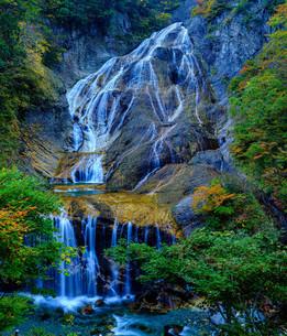 姥ヶ滝 日本 石川県 白山市の写真素材 [FYI04287325]