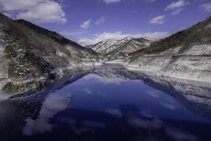 雪景色の写真素材 [FYI04287397]