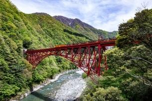 宇奈月駅 日本 富山県 黒部市の写真素材 [FYI04287474]