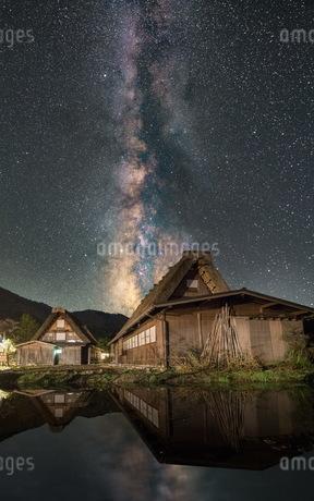 星 風景 日本の写真素材 [FYI04287491]