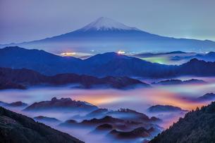 吉原からの眺め 日本 静岡県 静岡市の写真素材 [FYI04287505]