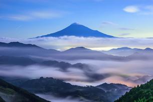 吉原からの眺め 日本 静岡県 静岡市の写真素材 [FYI04287506]