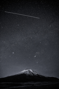 梨ヶ原 日本 山梨県 山中湖村の写真素材 [FYI04287528]