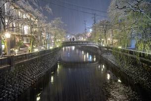 城崎温泉 日本 兵庫県 豊岡市の写真素材 [FYI04287553]