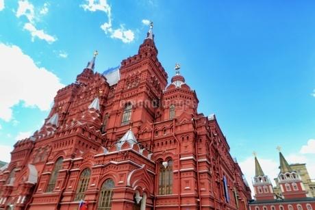 赤の広場 ロシアの写真素材 [FYI04287561]
