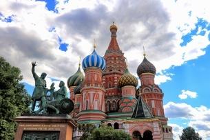 赤の広場 ロシアの写真素材 [FYI04287562]