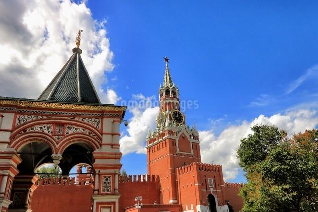 赤の広場 ロシアの写真素材 [FYI04287563]
